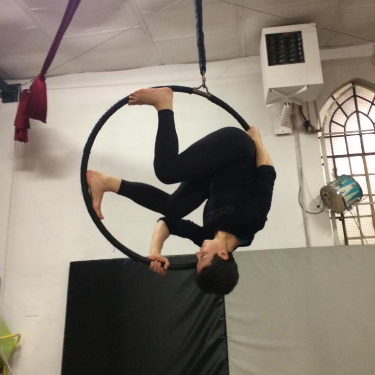 acrobatica aerea roberta destita