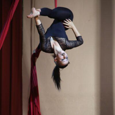 Acrobatica Aerea - Rebecca Ceriani